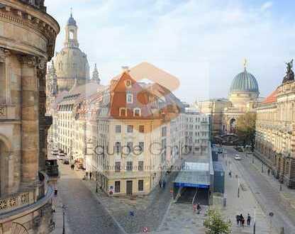 Stilvolles Arbeiten in historischem Ambiente mit 2,5 Räumen & EBK im Zentrum!