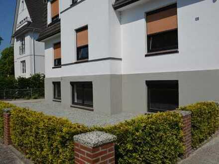 Moderne 3 ZBK im Villenviertel
