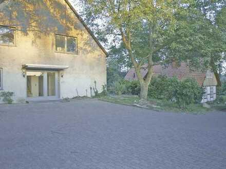 5 Zimmer mit großer Südterrasse in Halle/Westf.