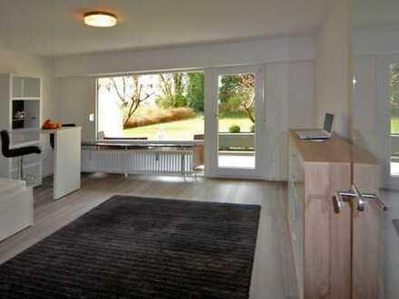 Apartment mit schöner Terrasse - Leopoldstrasse