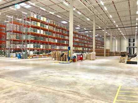 Logistikhalle ca. 6.700 m² | | Top Standort Nähe Autobahnkreuz A3 / A7