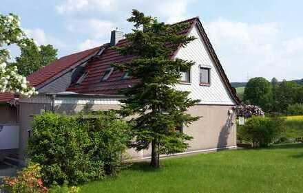 Doppelhaushälfte in Kreischa