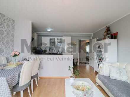 Gepflegte 3-Zi.-ETW mit Balkon in ruhiger und zentraler Wohnlage in Ehrenfeld