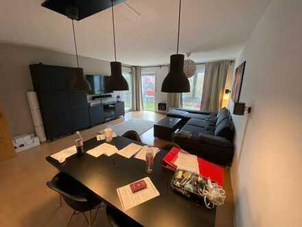 Gepflegte 4-Zimmer-Erdgeschosswohnung mit Terrasse in Rothenberg