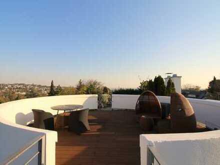 Top-modernes Duplex-Penthouse in Wiesbadener Bestlage