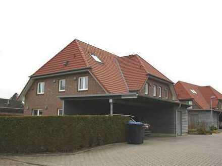 Modern und erstklassig ausgestattete Eigentumswohnung in 1A Lage Otterndorfs.