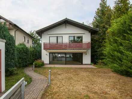 Attraktives Einfamilienhaus mit Einliegerwohnung (optional)