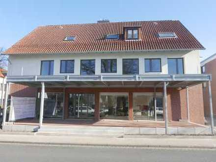 neu gestaltete Büroräume in Großburgwedel