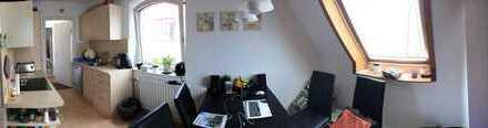 Schönes WG-Zimmer in Bochum-Ehrenfeld mit großer Terrasse 350€ All Inclusive