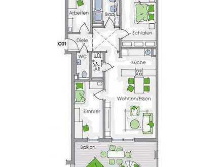 3,5 Zi-Neubau, Ideal für die kleine Familie
