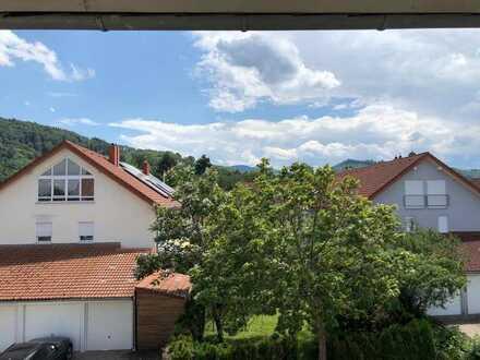 ab 01.09.2020 wunderschöne 2 Zimmerwohnung in Denzlingen mit herrlichem Ausblick zu vermieten !