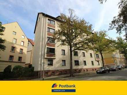 Zentrumsnahe 3-Zimmer Eigentumswohnung in Braunschweig