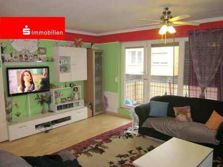 Gut gelegene und vermietete 3 Zimmer Eigentumswohnung in Dietzenbach – für Kapitalanleger