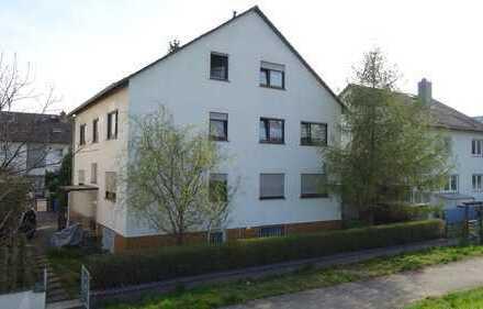 Schöne, gemütliche 2-Zimmer Wohnung, ruhige Feldrandlage in Bischofsheim