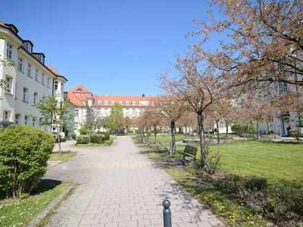 Gepflegte 4-Zimmer Wohnung in gepflegter Anlage in der Oberstadt von Weingarten - Kapitalanlage! -