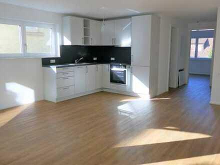 2 Zimmer Neubau-Wohntraum in Stuttgart-Zuffenhausen mit Balkon und EBK