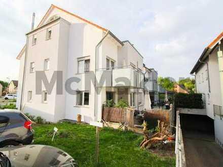 Naturnah zwischen Stuttgart und Heilbronn: Gepflegte 2,5 Zi.-ETW mit Terrasse in ruhiger Wohnlage