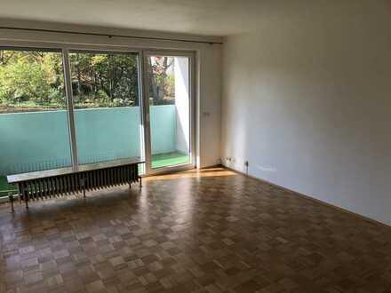 Attraktive 1-Zimmer-Wohnung mit Balkon und Einbauküche in Worms