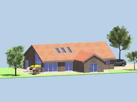 Großes Einfamilienhaus als Neubau in zentrumsnaher Lage von Norden
