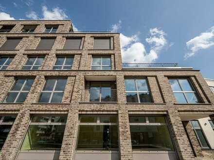 RESERVIERT | Kapitalanlage! Gewerbefläche im citynahen Neubauprojekt MARINA BRICKS
