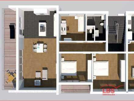 1WE - 4Zi-Eigentumswohnung mit 2 Balkonen