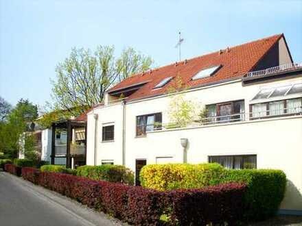 Nordshausen: Gepflegtes 1-Zimmerapartment mit Terrasse