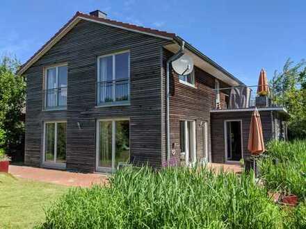 Einfamilienhaus mit Feldrandlage