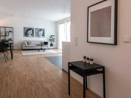 Modernes Wohnen in Bestlage! 3,5-Raum-Wohnung auf ca. 94 m² mit Balkon in Ost-Ausrichtung