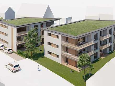 Dunningen Neubauwohnung, KfW 55, 2. OG, 3 Zimmer, 60 m2