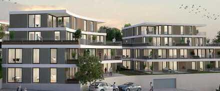Traumhaft schöne 3,5 Zi. Wohnung mit großer Terrasse und einen gigantischen Ausblick