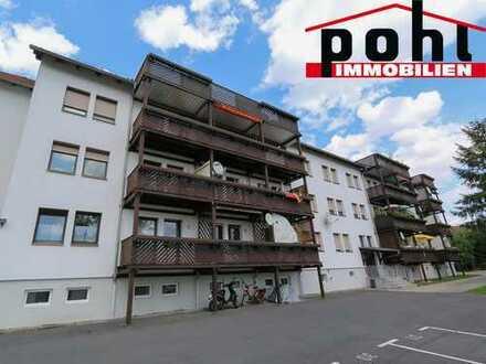 Preisgünstige 2-Zimmer Mietwohnung nur 2 km von Bad Rodach entfernt!!!