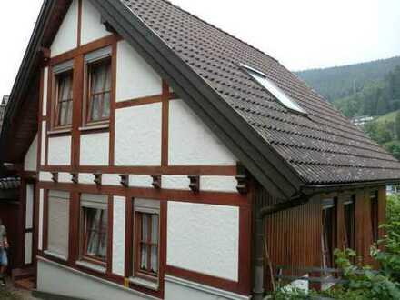 Schönes, freistehendes Häuschen in Bad Wildbad