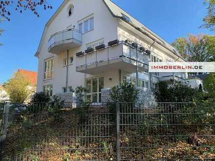 IMMOBERLIN.DE - Helle Wohnung mit Südwestterrasse