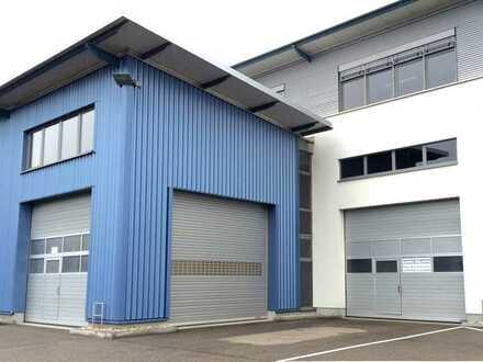 Neuwertige Lagerhalle in Herxheim provisionsfrei zu vermieten