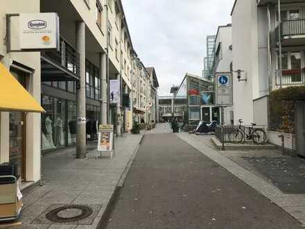 Äuserst attraktive Ladengeschäfte Innenstadt Lörrach