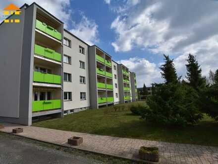 Hier investieren Sie an der richtigen Stelle! Gepflegte 3-Raum-Wohnung mit moderner EBK!