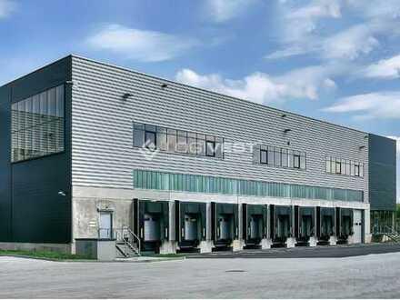 Lagerhalle in Autobahn und Flughafennähe in Hannover
