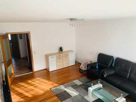 großzügige 2 Zimmerwohnung mit Balkon und Hobbyraum