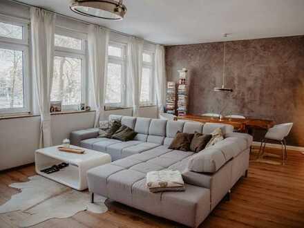 2- Zimmer-Wohnung direkt am Park in Bremen Alte Neustadt