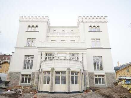 **Villa Tauchnitz - Wohnen im historischen Rittergut**