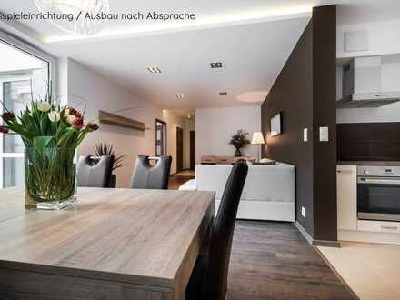 Traumhafte EG-Wohnung in zentraler Stadt-Villa mit Aussicht & großem Garten