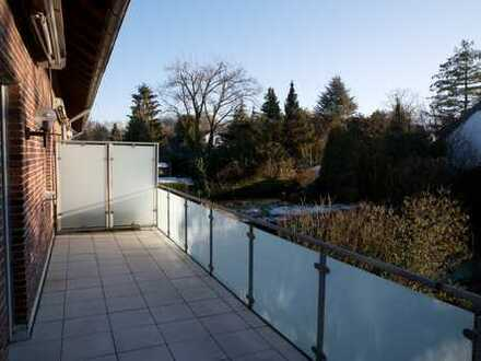 3-Zimmer-Wohnung mit großem Balkon in Aachen, Vaalserquartier - Erstbezug nach Modernisierung