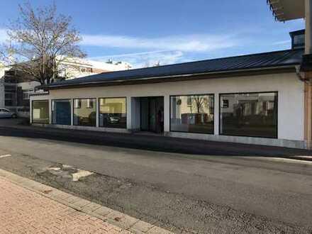 210 m² Gewerbefläche für den Einzelhandel im Zentrum von Bruchköbel
