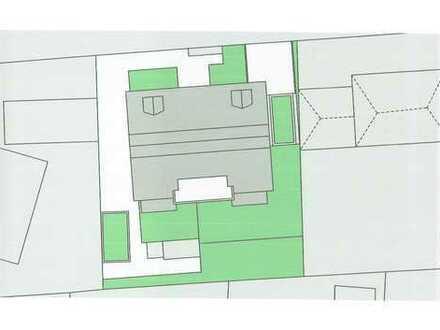 ETW 02, Super 3-Zimmer Erdgeschoss Wohnung mit ca. 100 qm Garten