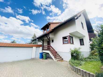 Schönes, geräumiges Haus mit fünf Zimmern in Freinsheim inkl. PV Anlage und Erdwärmepumpe