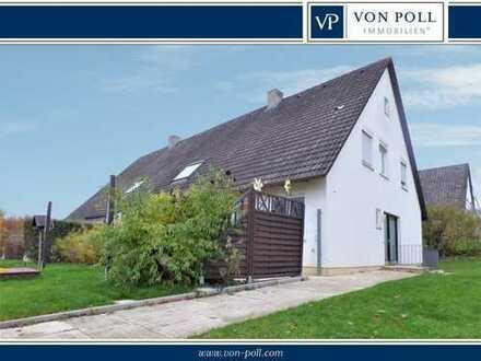 4-Zimmer-Erdgeschosswohnung mit herrlichem Garten in Nördlingen