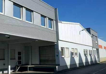 Modernes Büro, bei Bedarf mit Lagerfläche, ideal für Service, Vertriebslager etc.