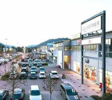 Großzügige 730 qm Einzelhandelsfläche im EKZ Kelheim zu vermieten