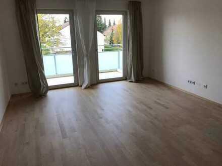 Moderne, helle 2 ZKB-Wohnung mit schönem S/W Balkon im Neubaugebiet Augsburg Göggingen