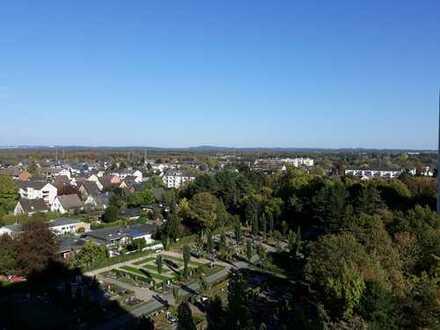 Wohnen über den Dächern der Stadt - 1-Zimmer-Wohnung in Köln-Urbach